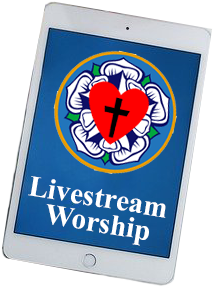 Livestream worship Sundays at 10:30 a.m.